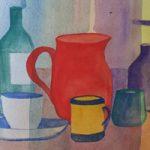 Still Life Impressionism – Painting – St Johns Woking Artist