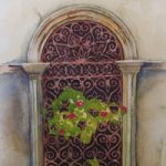 Ancient Window – Europe Art Gallery – Painting For Sale